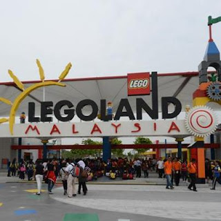 Bus from Singapore to Legoland