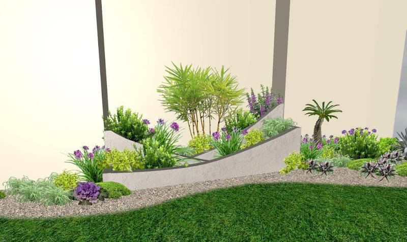 Arreglos adornos y decoraciones para jardines ideas - Ideas para jardineras ...