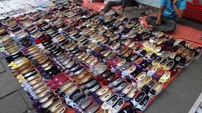 Рынок, Джакарта, Индонезия