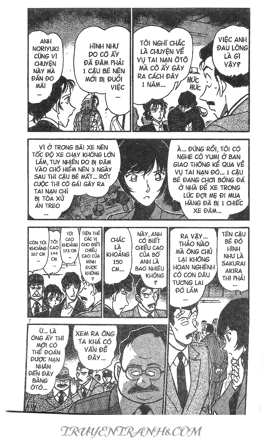 Detective Conan Chap 285 - Truyen.Chap.VN