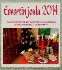 Eevertin joulu 2014