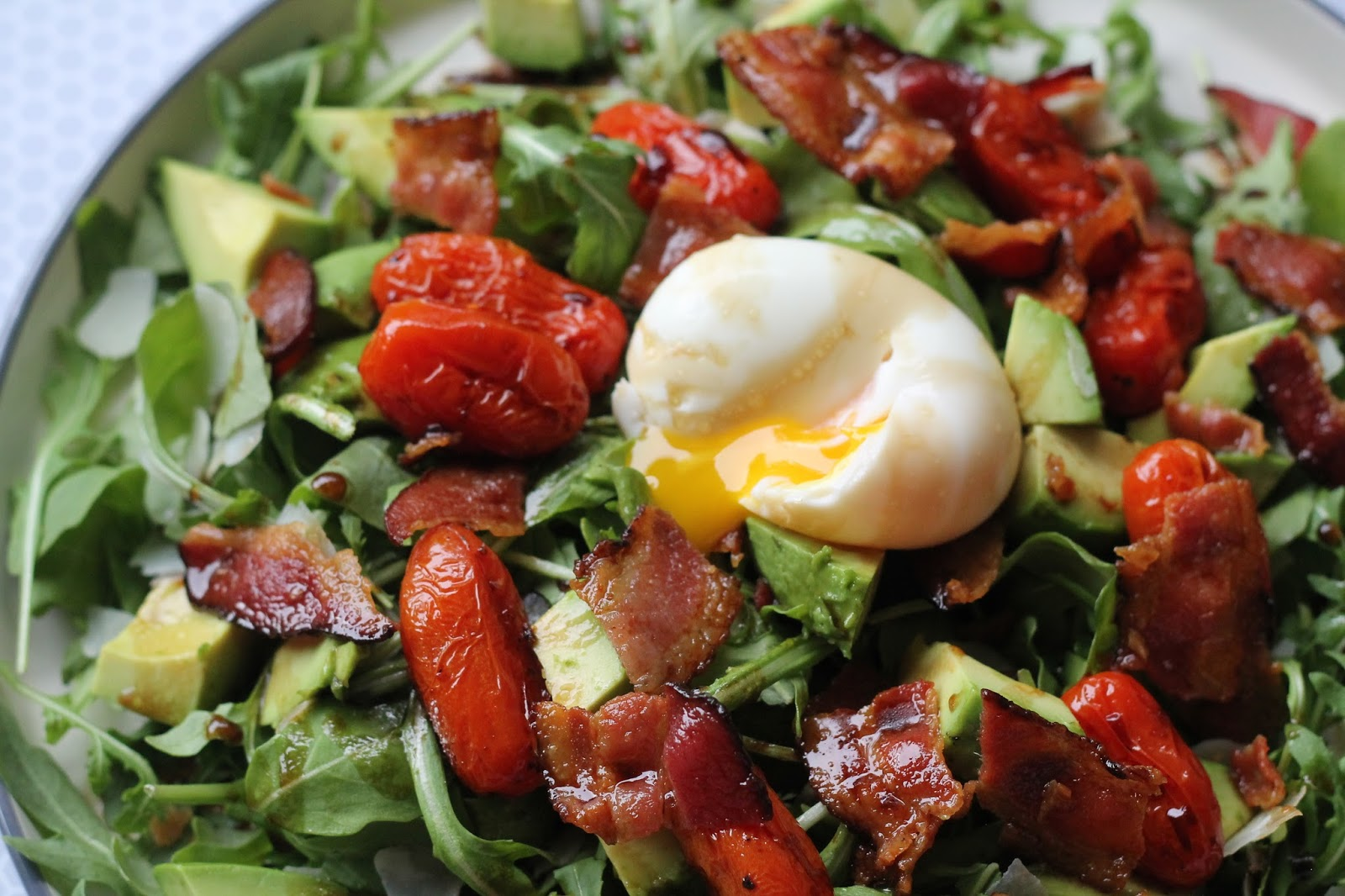 I Run For Wine: Bacon Lettuce Avocado Tomato and Egg Salad ...