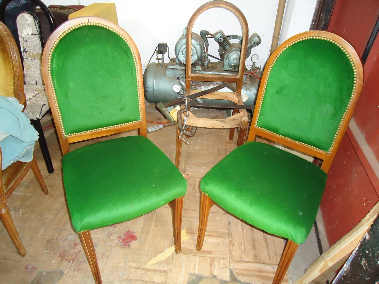 Tapiceria norte encolado y tapizado de sillas for Tapizado de sillas