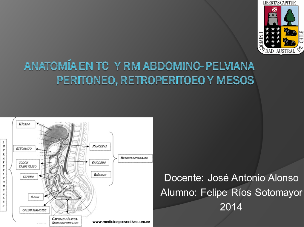 Dismorfia craneal y aparatos médicos en el cráneo | ESPE 202 - 2014