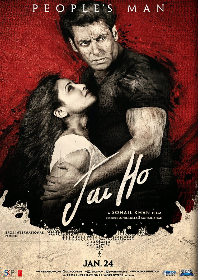 Jai Ho (2014) Mp3 Songs Free Download