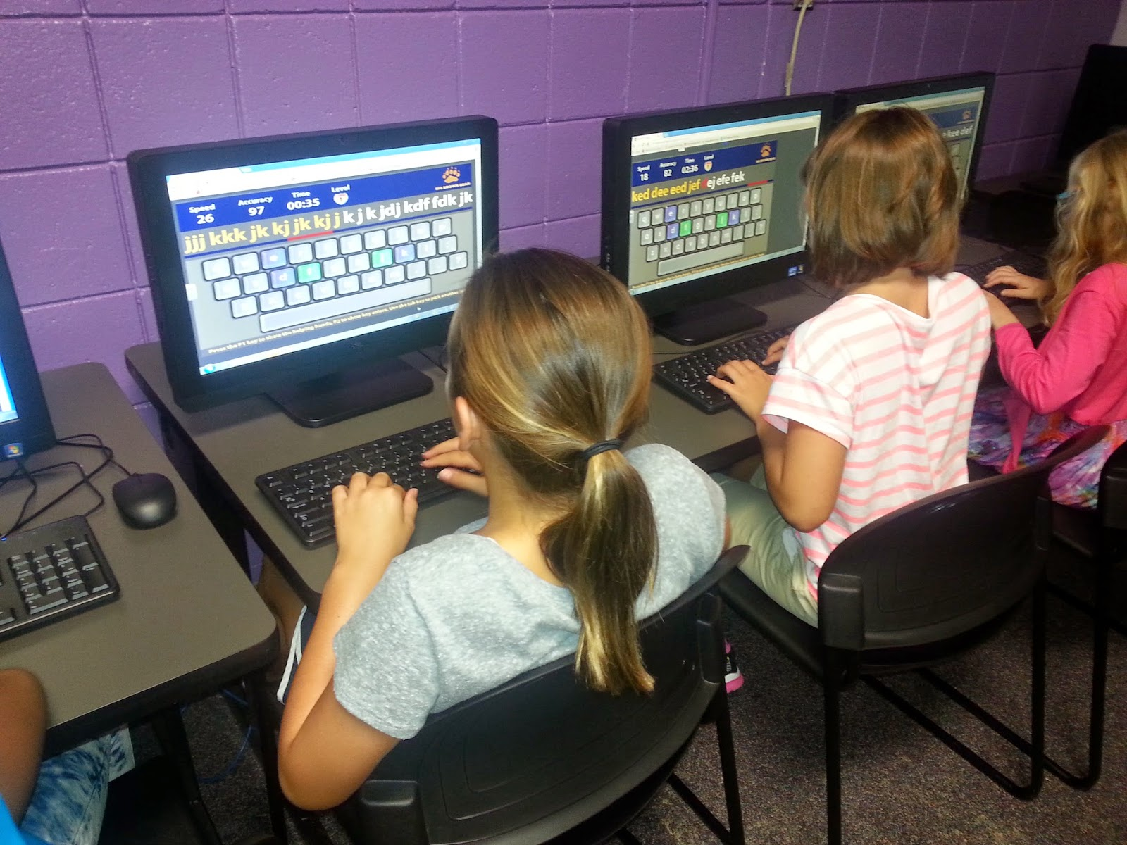 Lakewood Makes Good Use of Art Room & Computer Lab | The Supe\'s ...