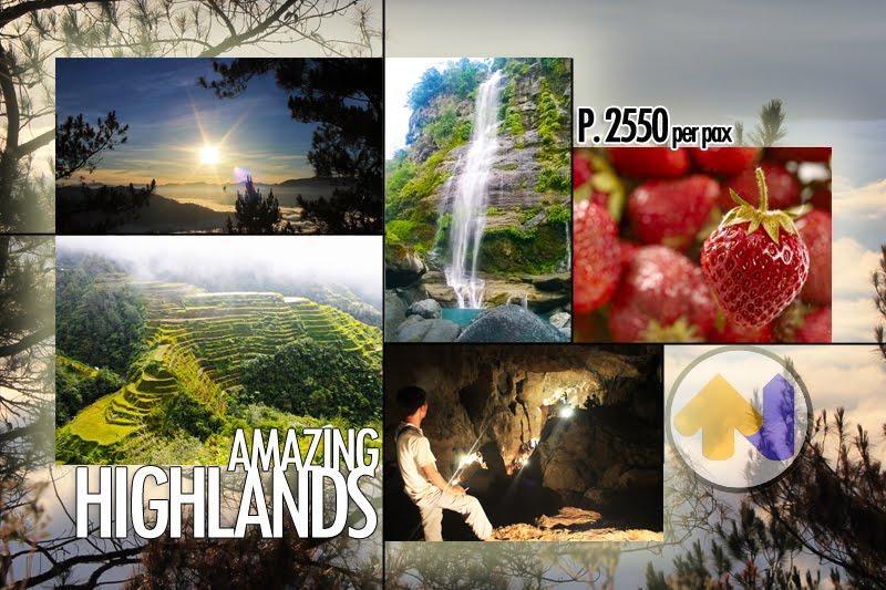 Amazing Highlands - Banaue, Sagada & Baguio