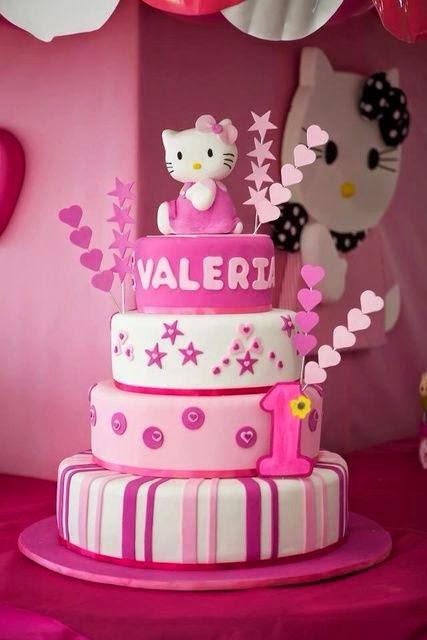 Ideas de Fiesta Temática de Cumpleaños Hello Kitty