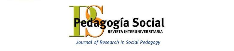 Pedagogía Social. Revista Interuniversitaria