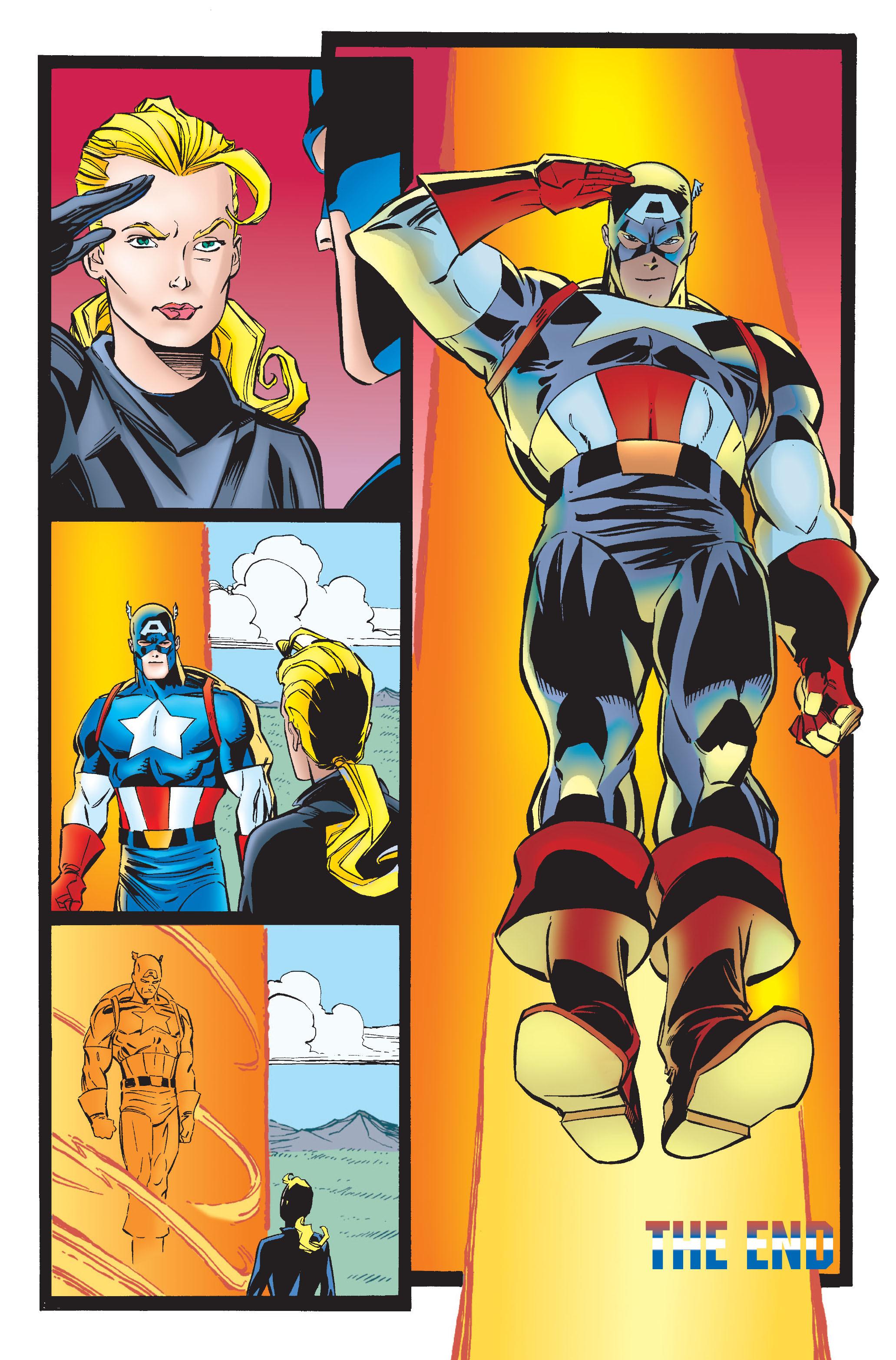 Captain America (1968) Issue #454 #411 - English 21