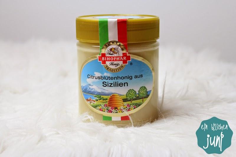 Honig Sizilien