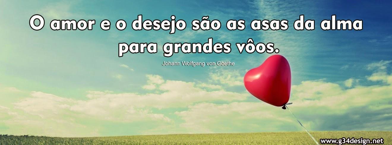 Capa para Facebook Frase de Amor
