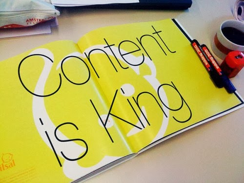 Why Content is Still King in 2014