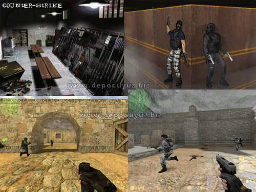 Counter Strike eXtreme V5