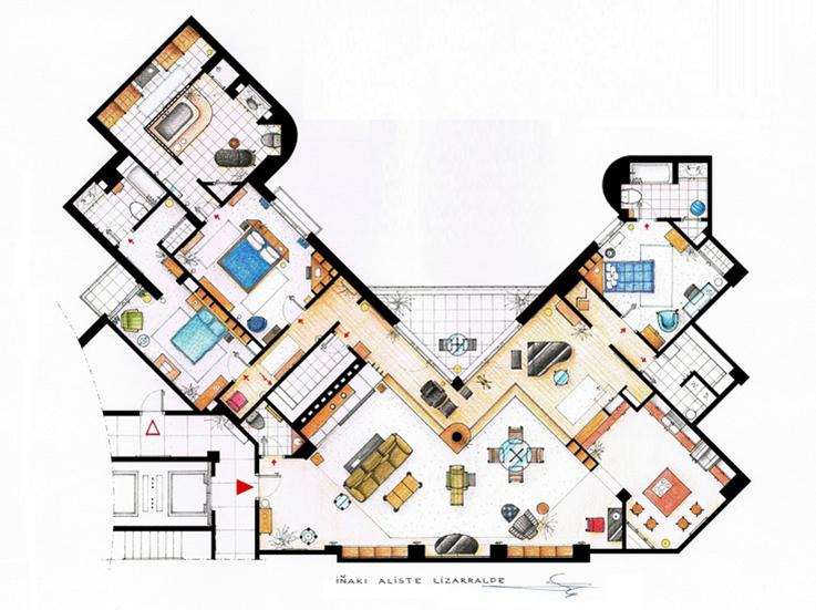 Frasier's house