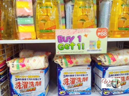 Buy 1 Take 1 At Daiso Japan