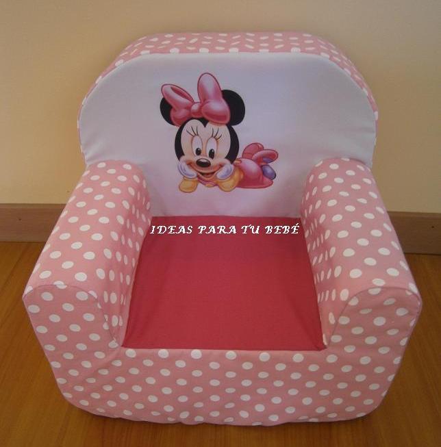 Ideas para tu bebe sillon minnie disney - Sillon habitacion bebe ...