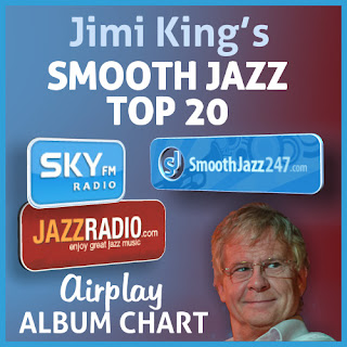 Jimi King's Smooth Jazz Album Chart