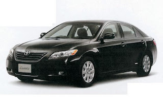 Camry Car Images