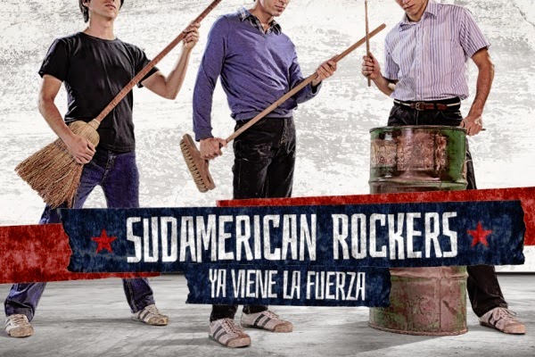 Sudamerican rockers 1x14 Latino Disponible