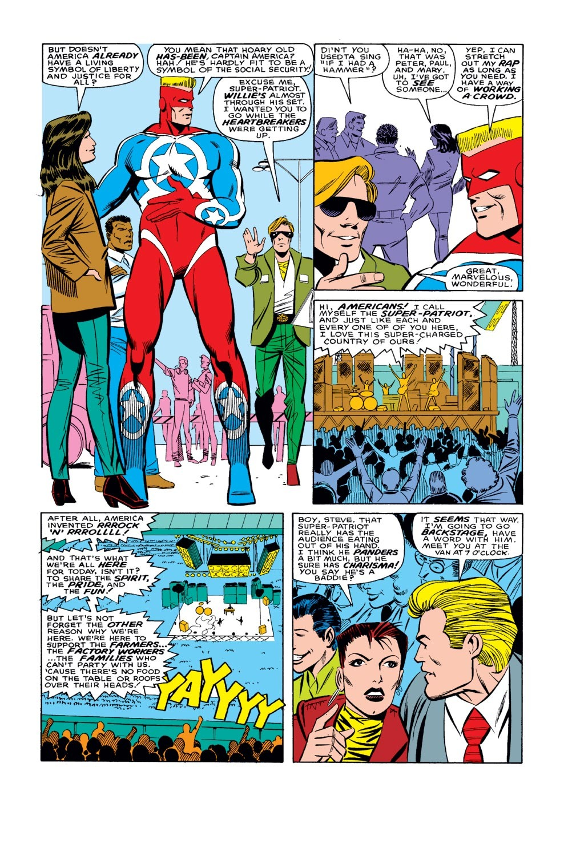 Captain America (1968) Issue #327 #256 - English 13