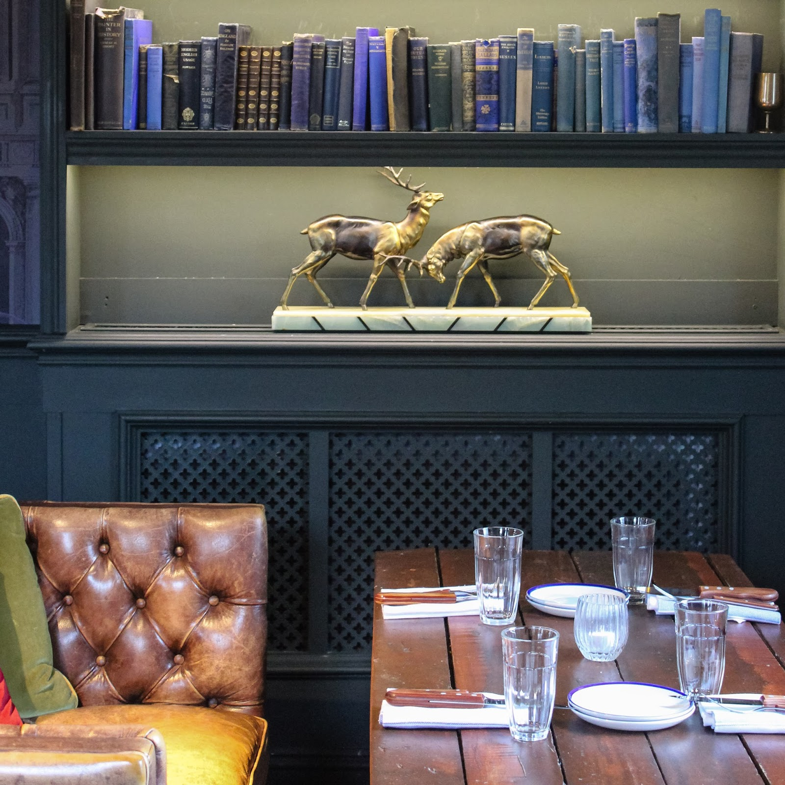 Dinner at West Thirty Six, Notting Hill, London