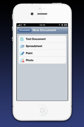 SavySoda's Documents iOS App