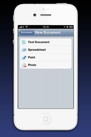 SavySoda's Documents iOS App