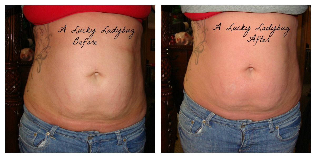 A Lucky Ladybug It Works Ultimate Body Makeover Review