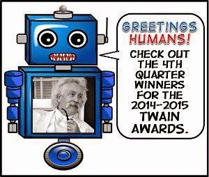 The 4th Quarter Twain Awards Winners