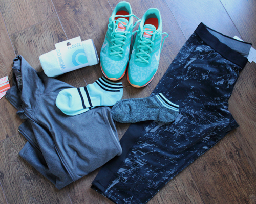 New Gym Kit | UK Lifestyle Blog