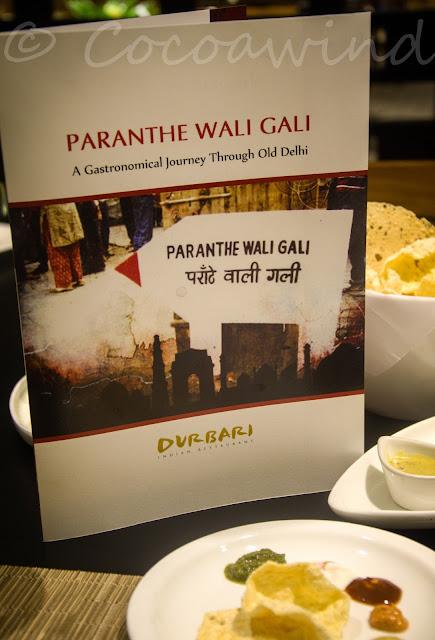 Paranthe Wali Gali presented by Durbari, Swissotel