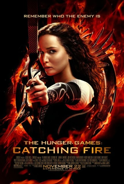 The Hunger Games 2 Catching Fire 2013
