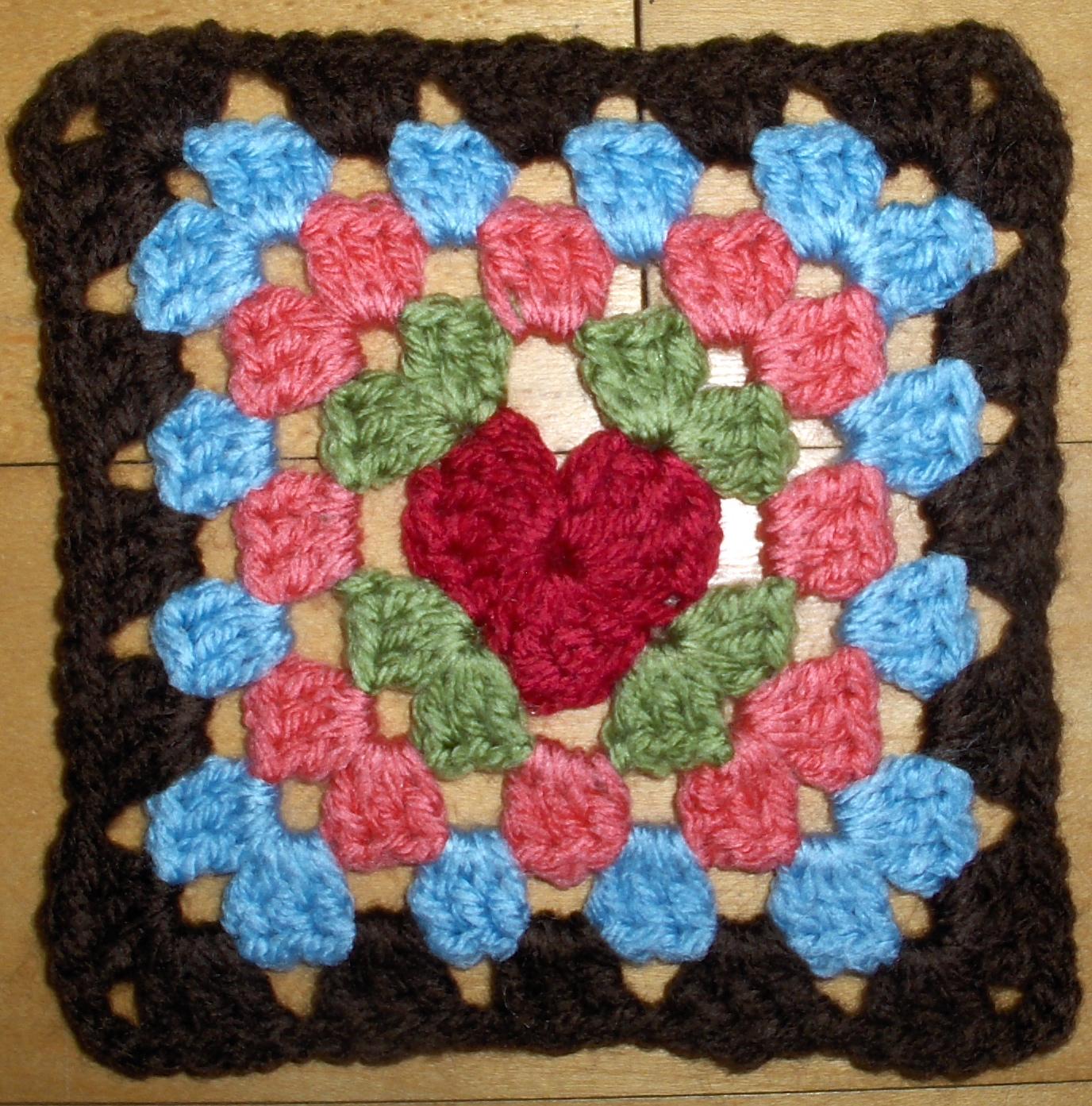 Da\'s Crochet Connection: July 2013