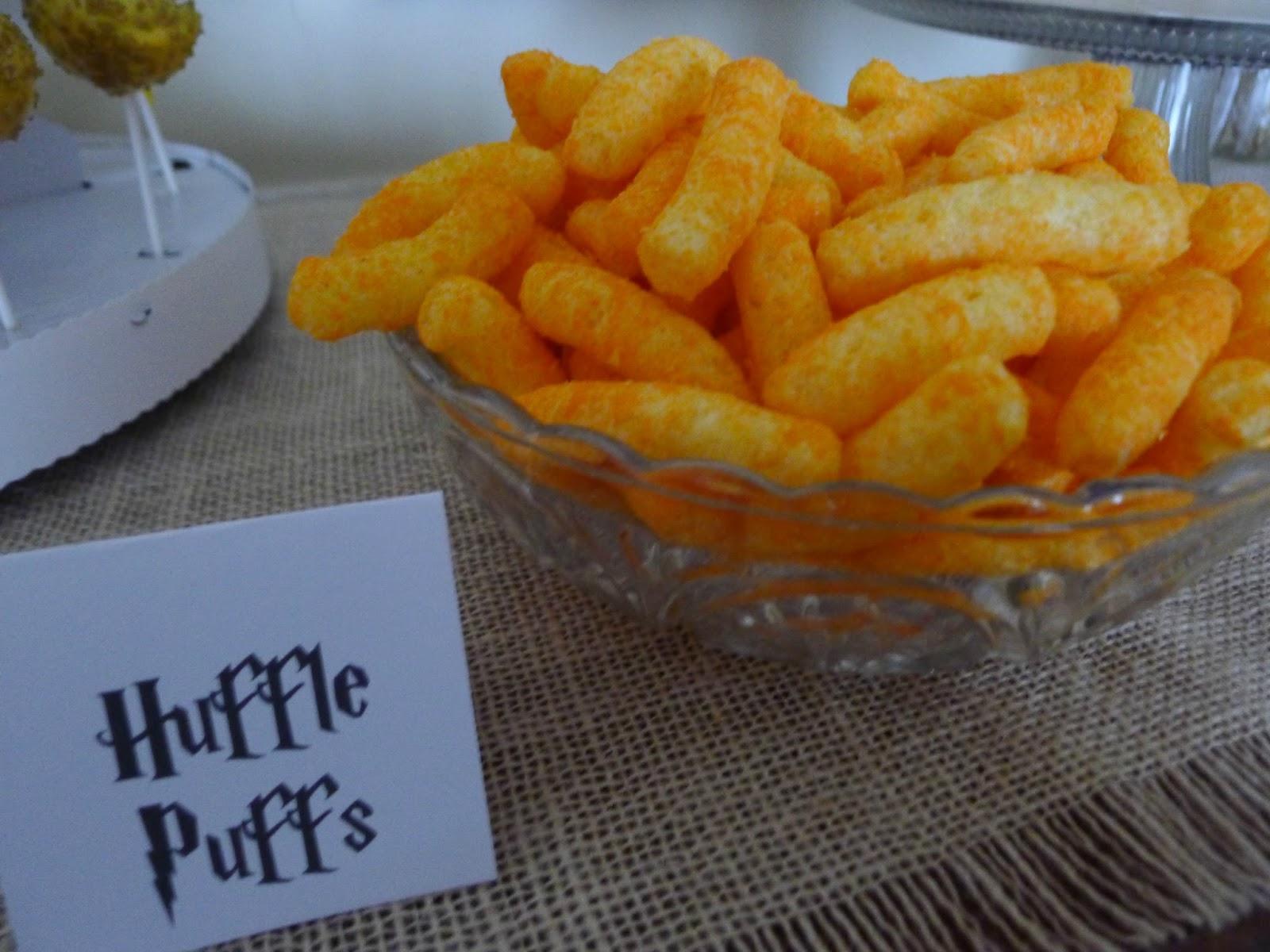 Snacks Food Huffle Puffs