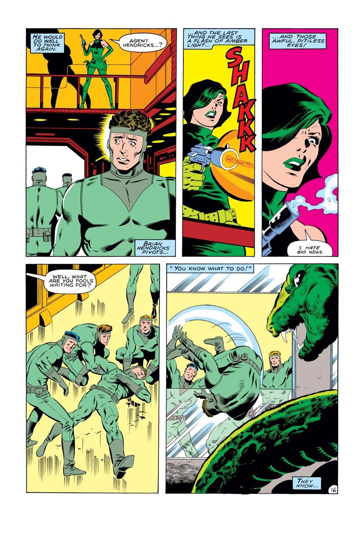 Captain America (1968) Issue #281 #197 - English 17