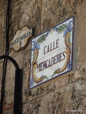 La Havane  - Calle Mercaderes