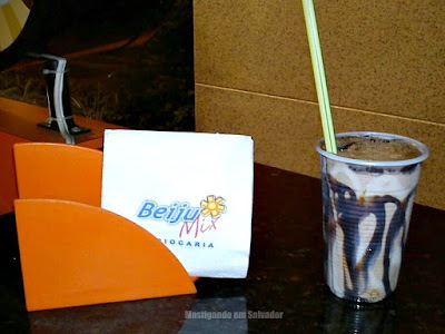 Beiju Mix Tapiocaria: MIlk-Shake Chocomaltine