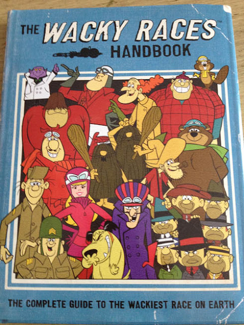 The Wacky Races Handbook