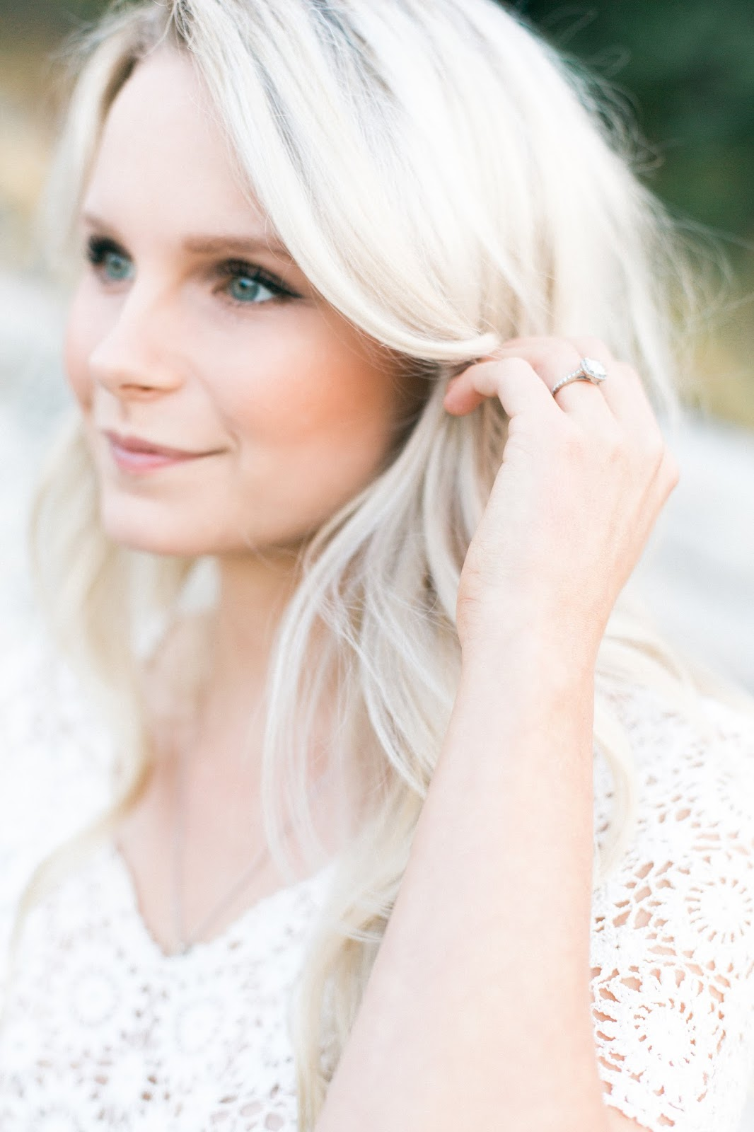 natural photo ready makeup for wedding and engagement photo shoots