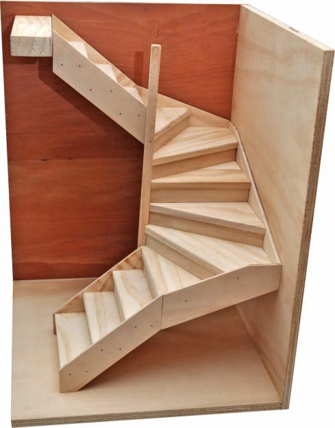 Yandy frank casas prefabricadas escaleras prefabricadas for Imagenes de escaleras de madera