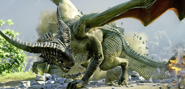 Dragon Age: Inquisition Gameplay Trailer