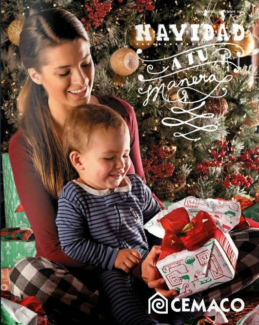 catalogo cemaco navidad 2014