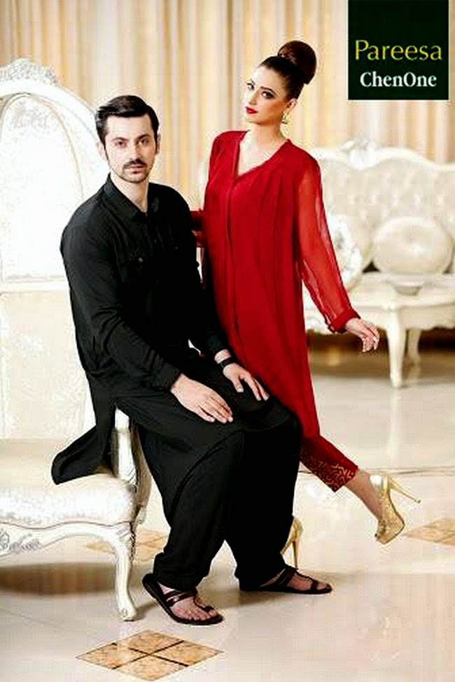 Pareesa Eid Collection 2014