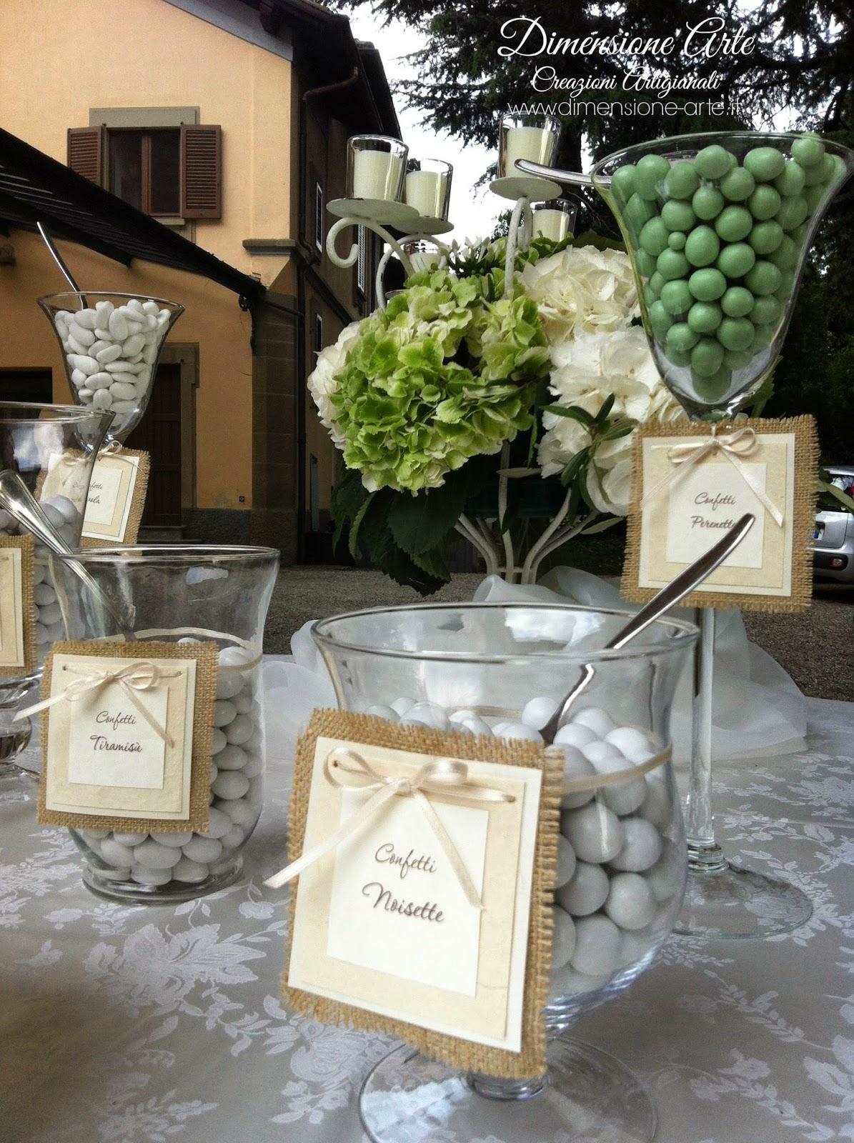 Matrimonio Rustico Chic : Dimensione arte creazioni artigianali matrimonio