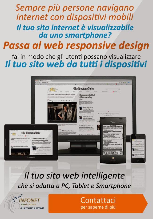 Il tuo sito Responsive