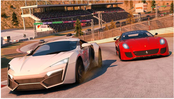 gt racing 2 mobile games