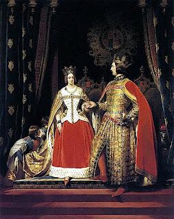 Queen Victoria | Black Opal
