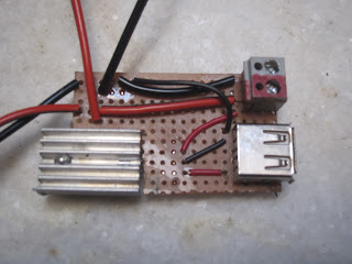 PCB for solar mobile phone charger