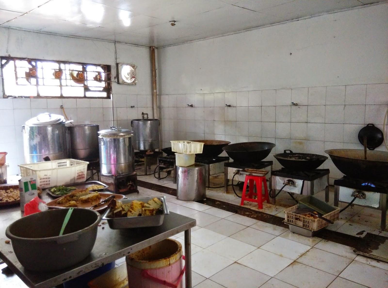 INDO CATERING - (5) 5: Renovasi Dapur